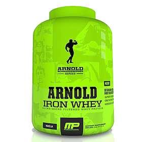 Musclepharm Arnold Iron Whey 2.27kg