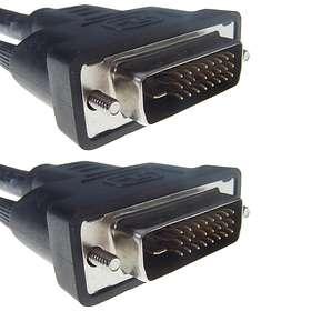 CONNEkT GEAR DVI-D - DVI-D Dual Link 3m