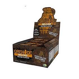 Grenade Reload Flapjack 70g 12pcs