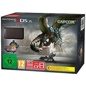 Nintendo 3DS XL (+ Monster Hunter 3 Ultimate) - Limited Edition