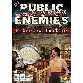 Public Enemies: Bonnie and Clyde (Mac)