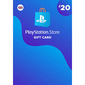 Sony PlayStation Network Card - 20 GBP