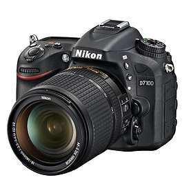 Nikon D7100 + 18-140/3,5-5,6 VR