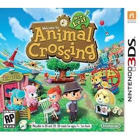 Animal Crossing: New Leaf (USA-import)