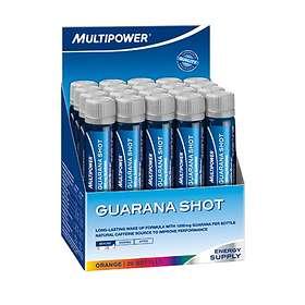Multipower Guarana Shots 25ml 20-pack