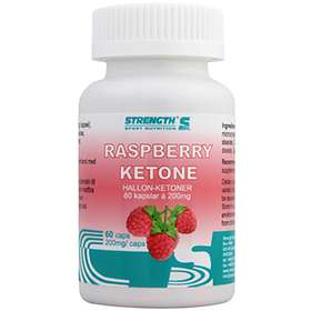 Strength Sport Nutrition Raspberry Ketone 60 Kapslar
