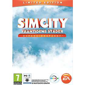 SimCity Expansion: Cities Of Tomorrow - Limited Edition
