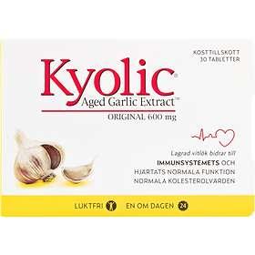 Kyolic Original 600mg 30 Tabletter