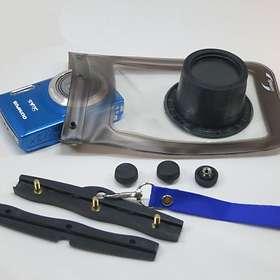 Gomadic Waterproof Camera Case for Nikon Coolpix S710