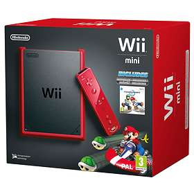 Nintendo Wii Mini (+ Mario Kart)