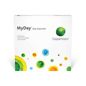 CooperVision MyDay Daily Disposable (90-pack)