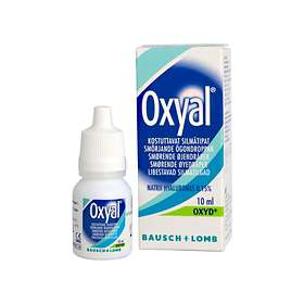 Bausch & Lomb Oxyal Eye Drops 10ml