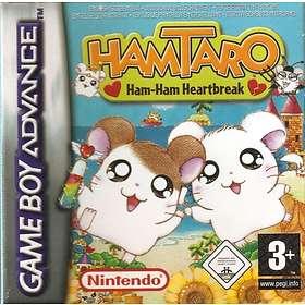 Hamtaro: Ham-Ham Heartbreak (GBA)