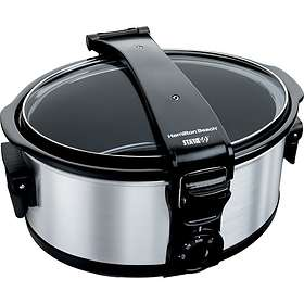 Hamilton Beach 33461 Stay or Go Slow Cooker