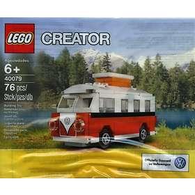 Find The Best Price On Lego Creator 40079 Mini Vw Camper Van