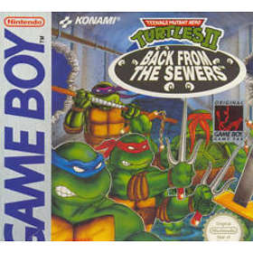 Teenage Mutant Ninja Turtles 2: Back From The Sewers (GB)