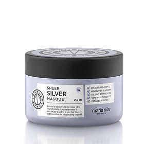 Maria Nila Palett Sheer Silver Masque 250ml