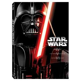 Star Wars: Episodes 4-6 (3-Disc)
