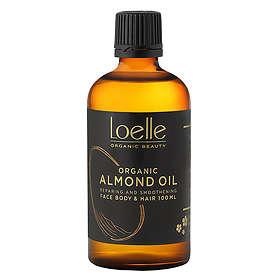 Loelle Almond Body Oil 100ml