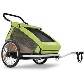 Croozer Kid 2 (Dubbelvagn)