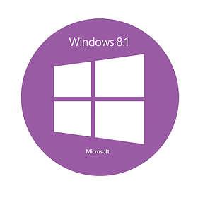 Microsoft Windows 8.1 Eng (64-bit OEM)