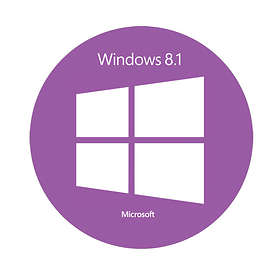 Microsoft Windows 8.1 Fra (64-bit OEM)