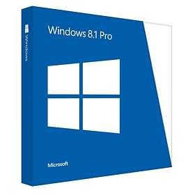 Microsoft Windows 8.1 Pro Eng (64-bit Get Genuine)
