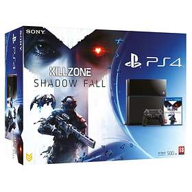 Sony PlayStation 4 500Go (+ Killzone: Shadow Fall)