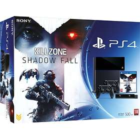 Sony PlayStation 4 500Go (+ Camera + 2nd DualShock 4+ Killzone: Shadow Fall)