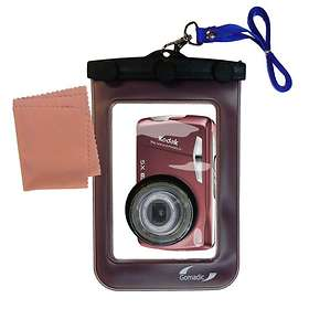 Gomadic Waterproof Camera Case for Kodak EasyShare M575