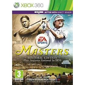 Tiger Woods PGA Tour 14 - Masters Historic Edition