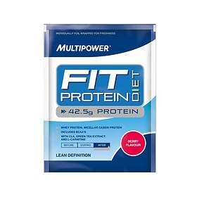 Multipower Fit Protein Diet Sachet 0.06kg