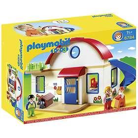 Playmobil 1.2.3 6784 Suburban Home