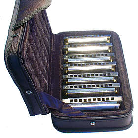 Hohner Diatonic Blues Band Set (A/Bb/C/D/E/F/G)