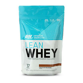 Optimum Nutrition Lean Whey 0.46kg