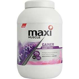 Maxi Nutrition Gainer Mass + Size 1.84kg