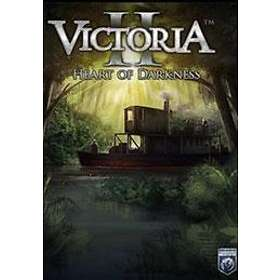 Victoria II Expansion: Heart of Darkness
