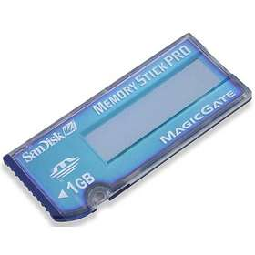 SanDisk Memory Stick Pro 1GB