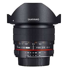 Samyang MF 8/3,5 Fisheye CS II for Olympus/Panasonic