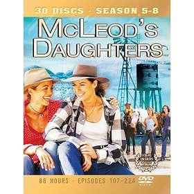McLeod's Döttrar Säsong Säsong 5-8 (59-Disc)
