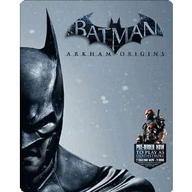 Batman: Arkham Origins - Heroes & Villains Edition