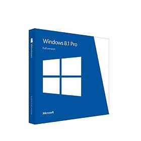 Microsoft Windows 8.1 Pro Fra