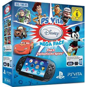 Sony PlayStation Vita (+ Disney Mega Pack)