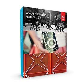 Adobe Photoshop Elements 12 Win Sve