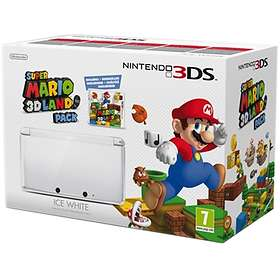Nintendo 3DS XL (inkl. Super Mario 3D Land)