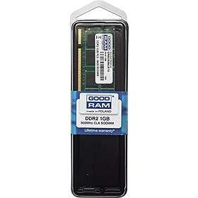 GoodRAM SO-DIMM DDR2 PC6400/800MHz CL6 1GB