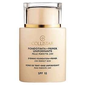 Collistar Evening Foundation + Primer SPF15 35ml
