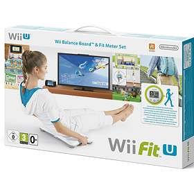 Wii Fit U (incl. Balance Board & Fit Meter)