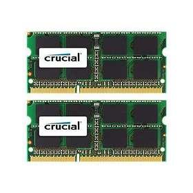 Crucial SO-DIMM DDR3 1333MHz Apple 2x8GB (CT2K8G3S1339M)