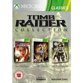 Tomb Raider Collection (Xbox 360)